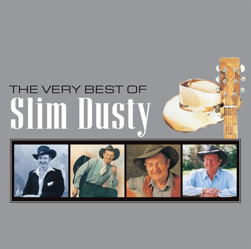 Very Best Of Slim Dusty | Vinyl
