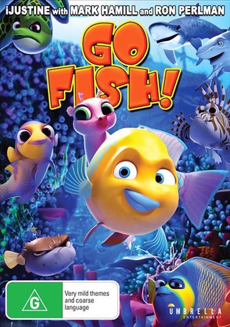 Go Fish! | DVD