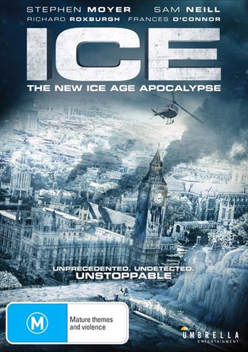 Ice | Mini-Series | DVD