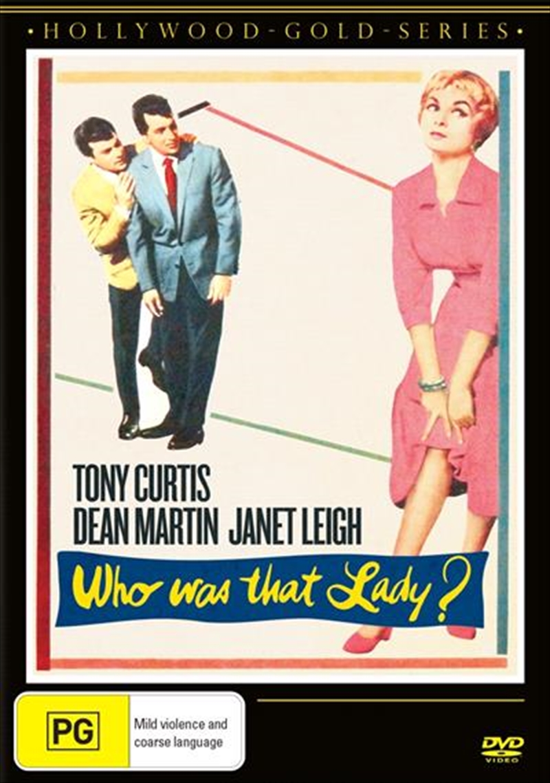 Who Was That Lady? | DVD