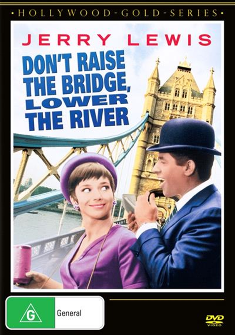Don't Raise The The Bridge, Lower The River | DVD