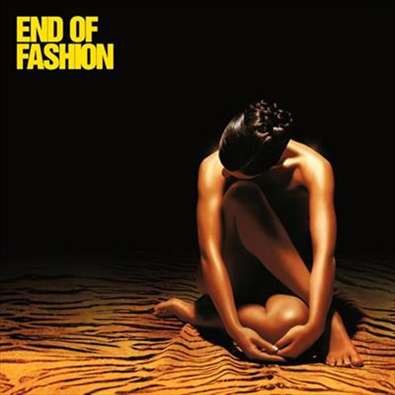 End Of Fashion - Limited Edition Neon Pink Coloured Vinyl   Vinyl
