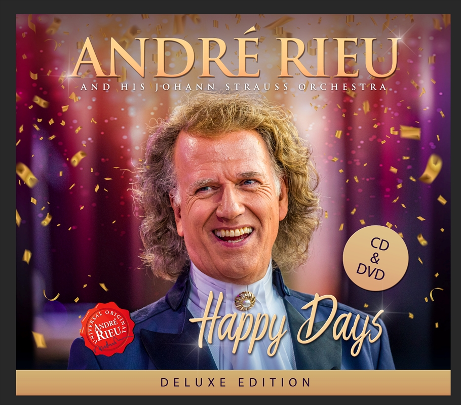 Happy Days - Deluxe Edition | CD/DVD