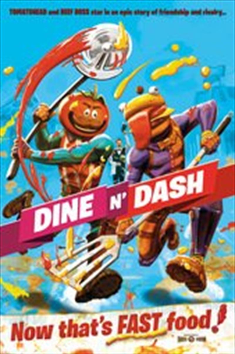 Dine N Dash | Merchandise
