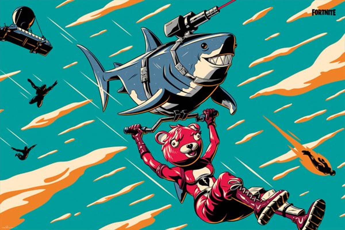 Laser Shark | Merchandise