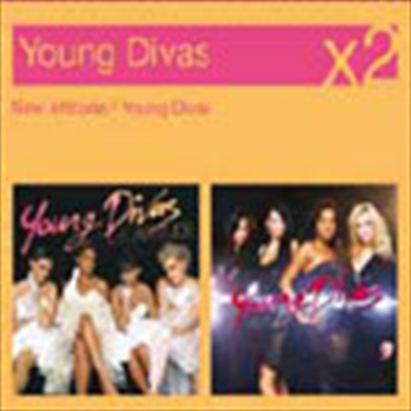 New Attitude / Young Divas | CD