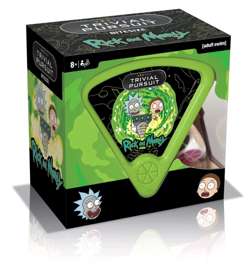 Rick And Morty Trivial Pursuit | Merchandise