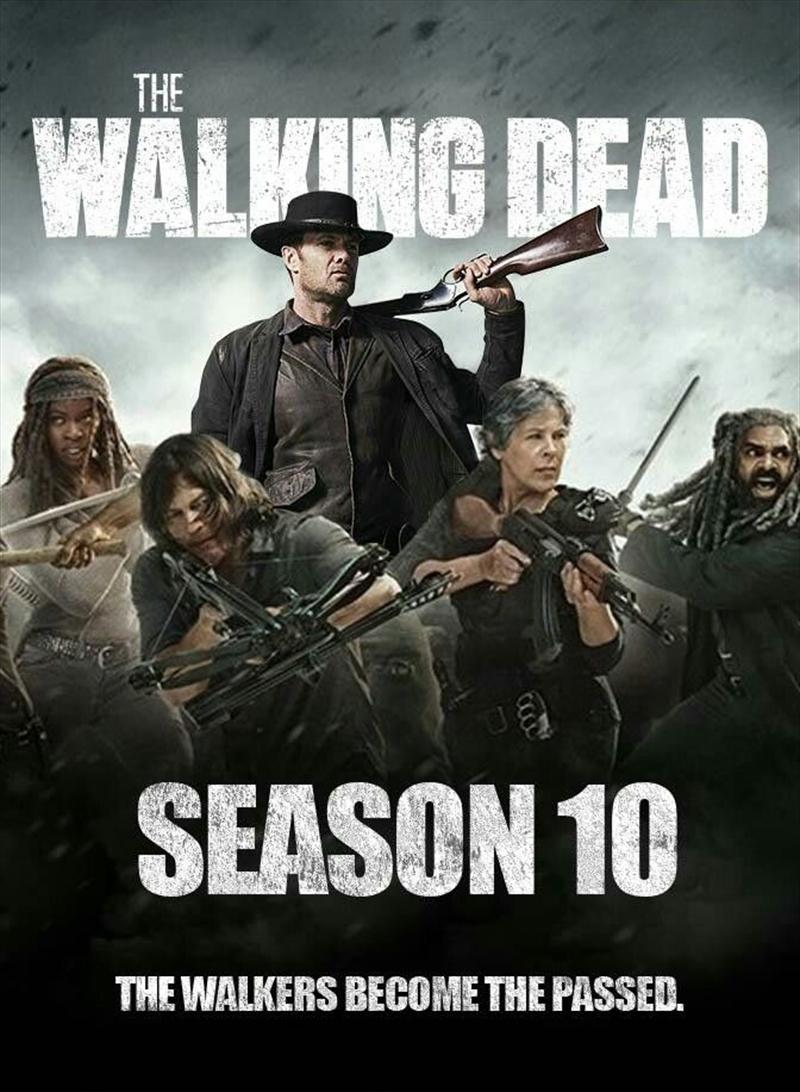 Walking Dead - Season 10 | DVD