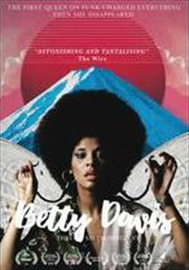 Betty - They Say I'M Different | DVD