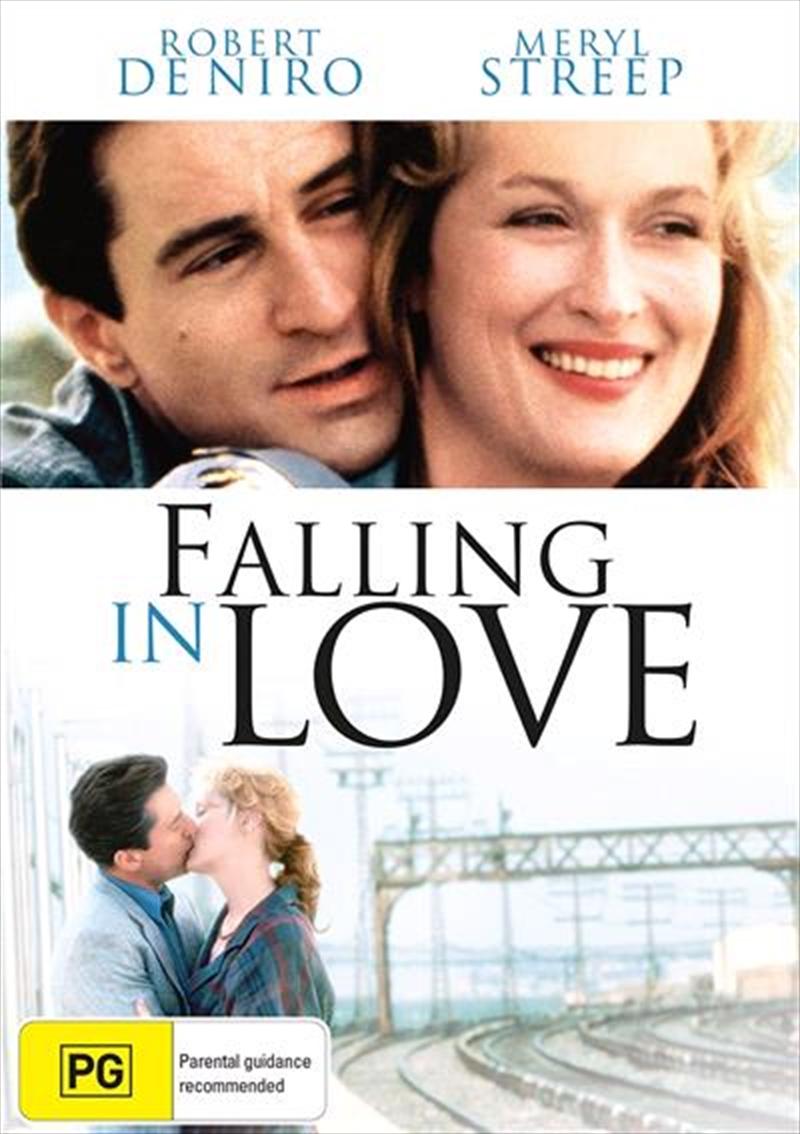 Falling In Love | DVD