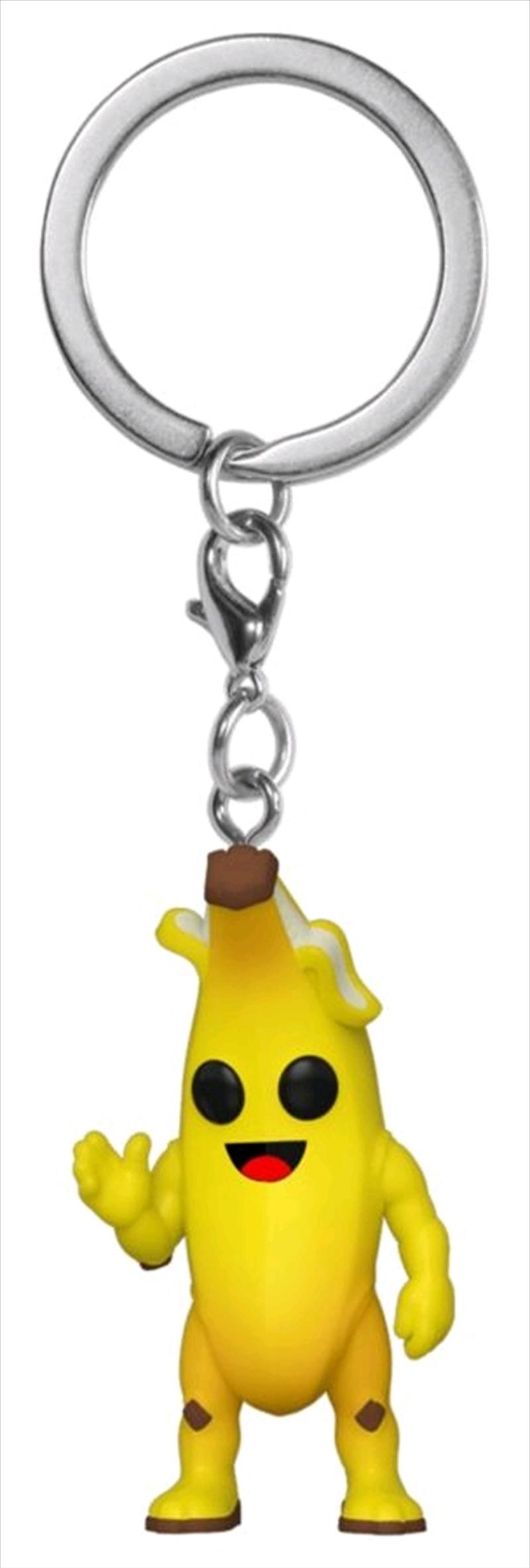 Fortnite - Peely Pocket Pop! Keychain | Pop Vinyl