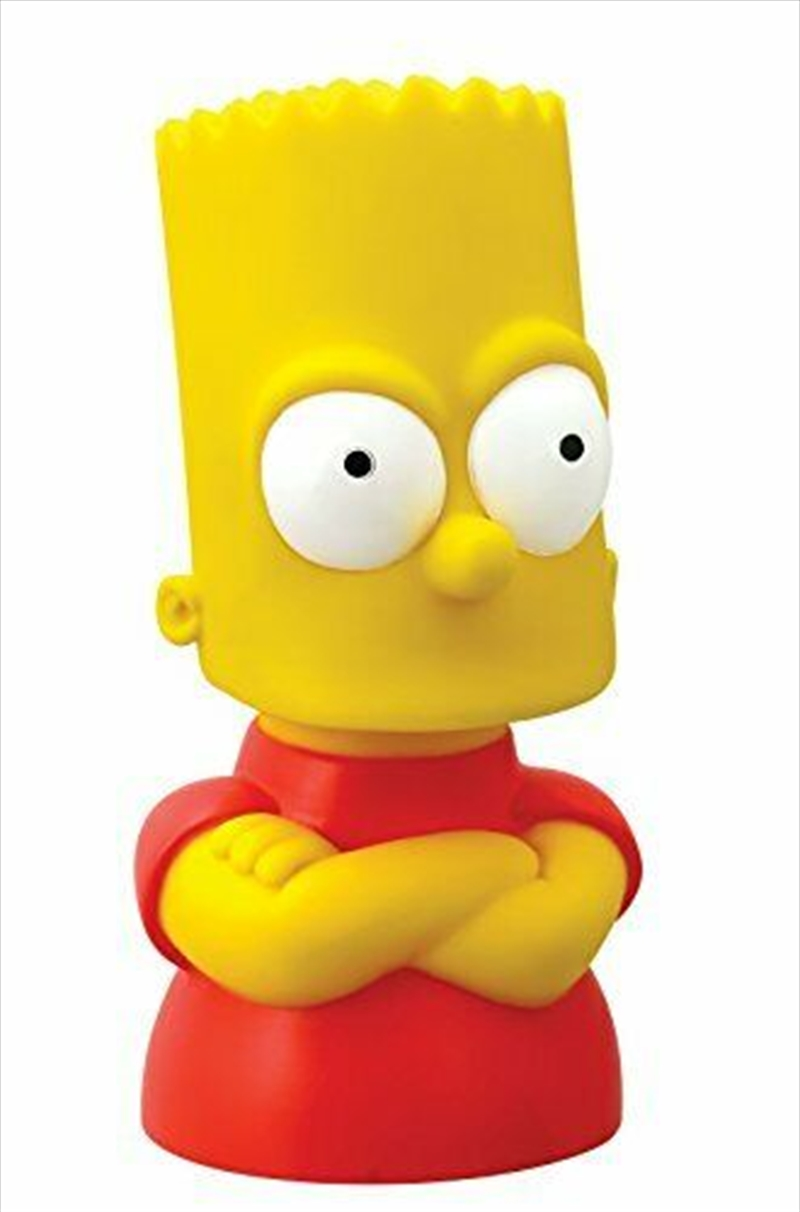 Money Bank Bust Bart Simpson | Homewares