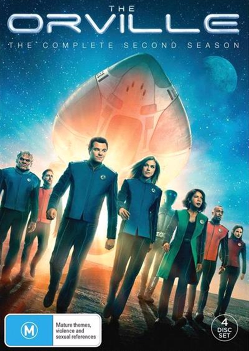 Orville - Season 2, The | DVD
