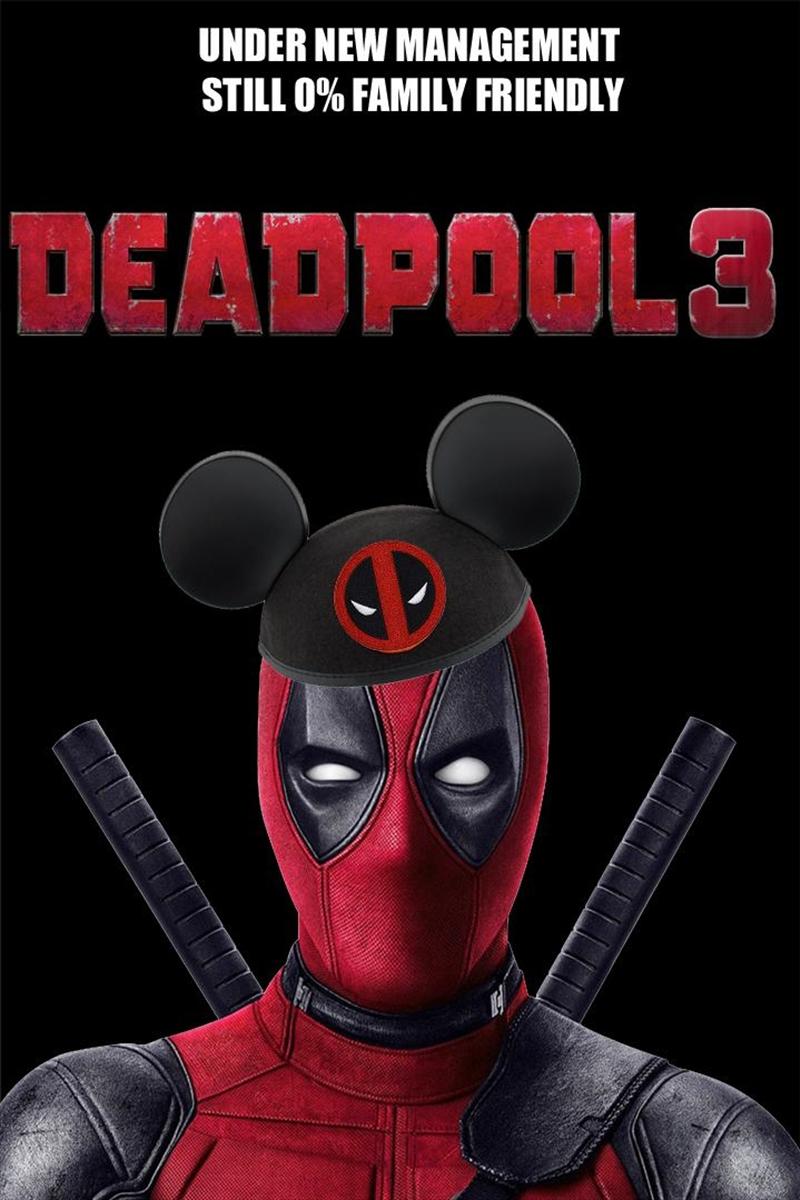 Deadpool 3   DVD