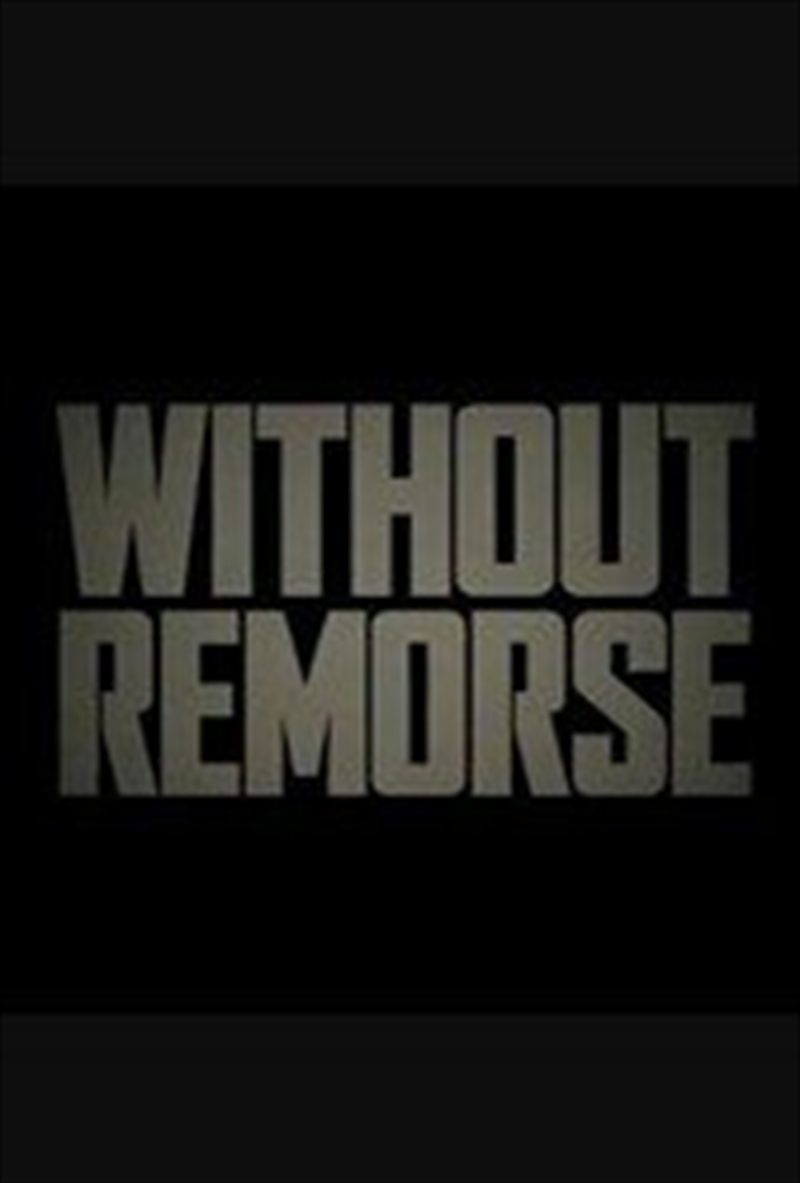 Without Remorse | DVD