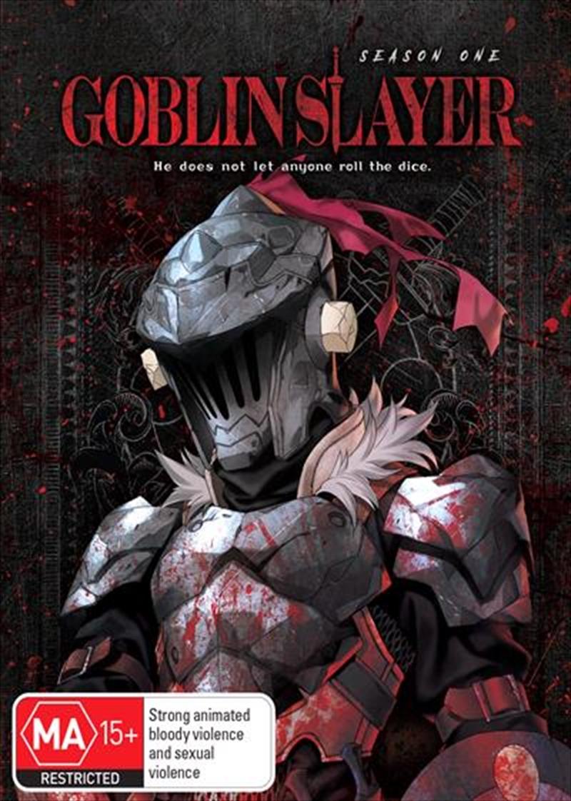 Goblin Slayer - Season 1 | Blu-ray + DVD | Blu-ray/DVD