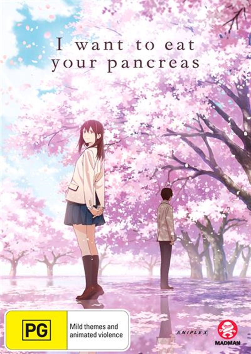 I Want To Eat Your Pancreas | DVD