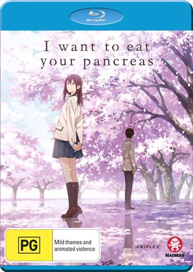 I Want To Eat Your Pancreas | Blu-ray