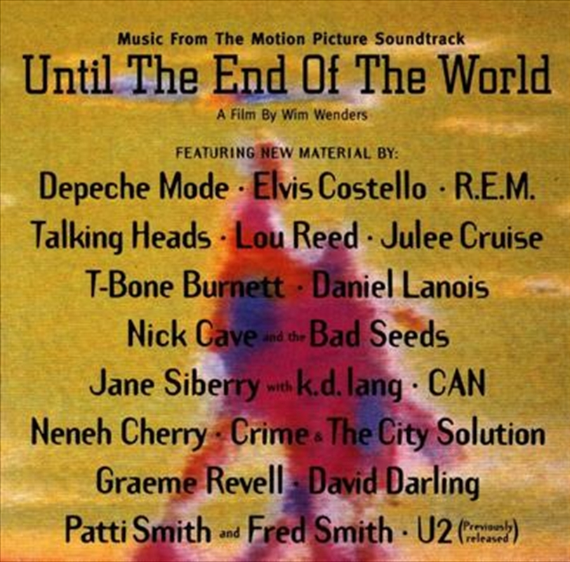 Until The End Of The World | Vinyl