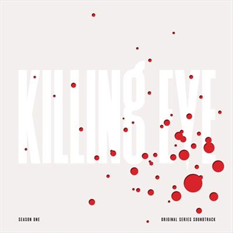 Killing Eve Season 1 - Coloured Vinyl | Vinyl