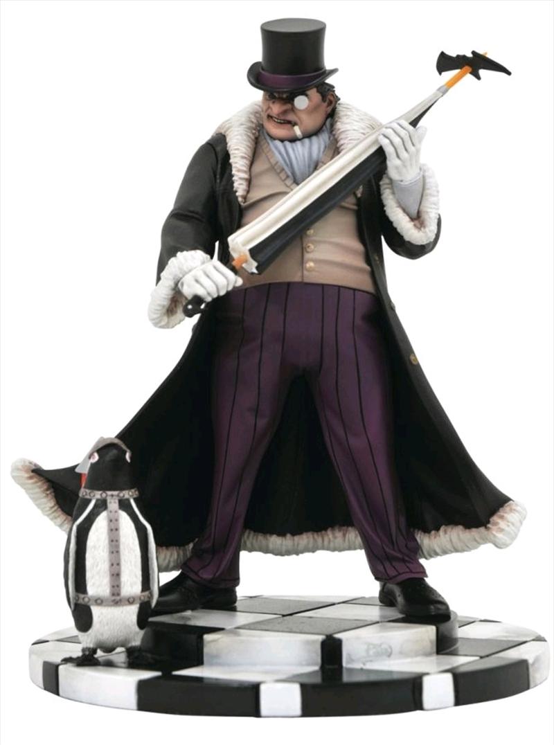 Batman - Penguin Comic Gallery PVC Statue | Merchandise