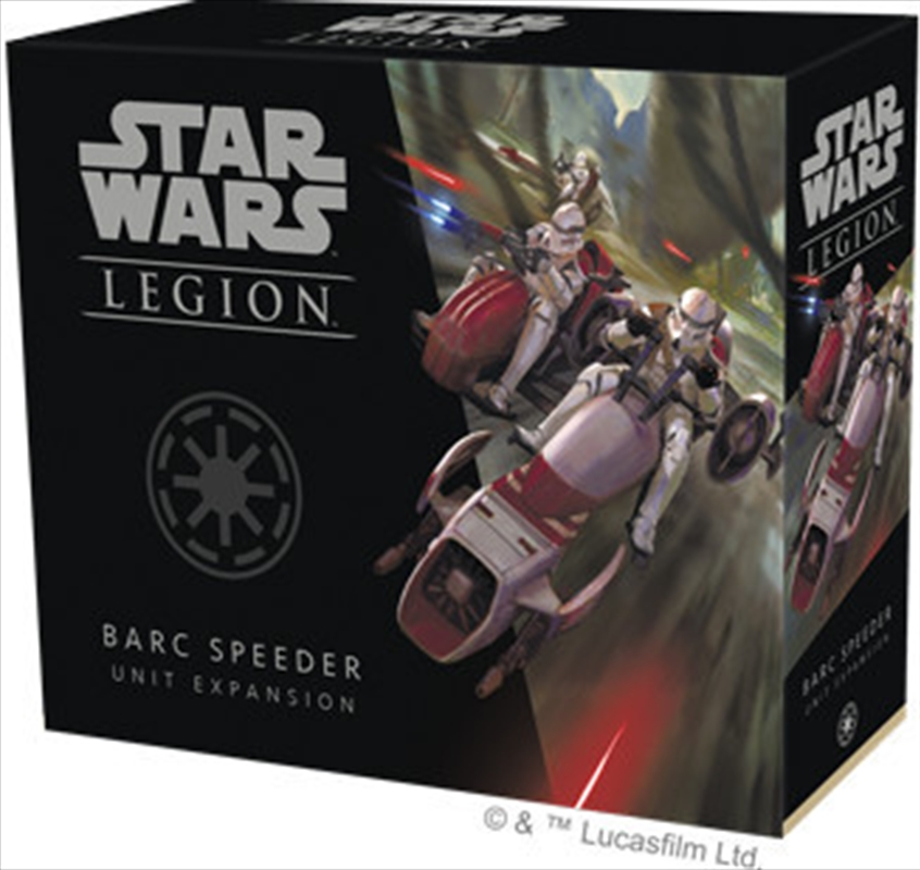 Star Wars Legion BARC Speeder Unit Expansion | Merchandise