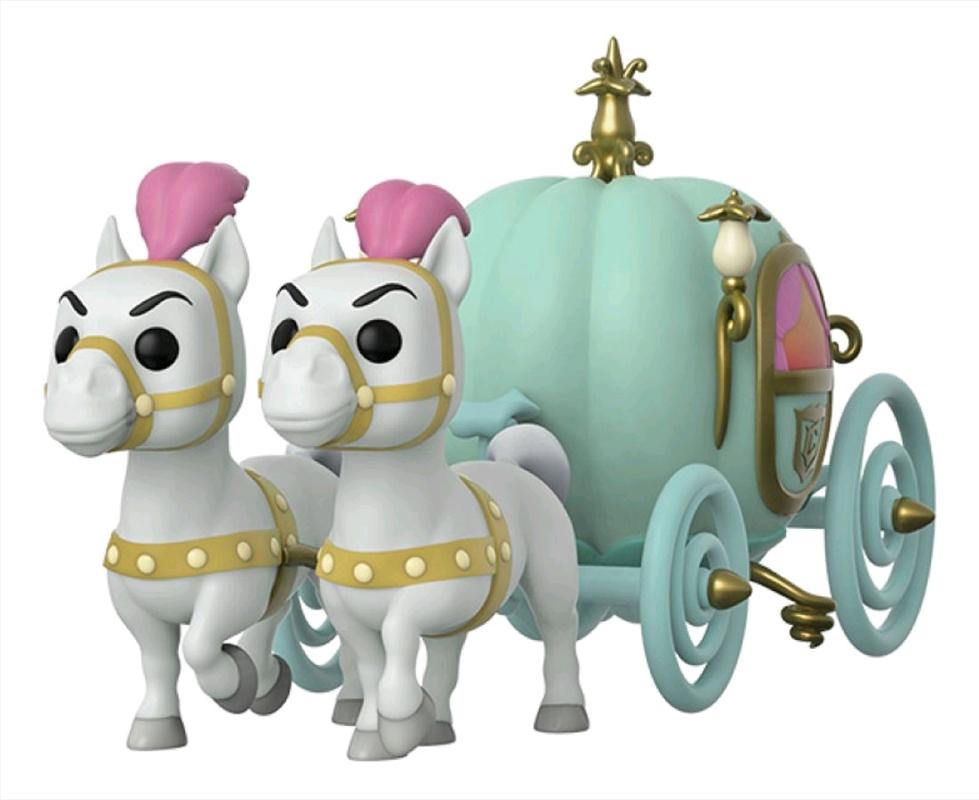 Cinderella - Carriage Pop! Ride | Pop Vinyl