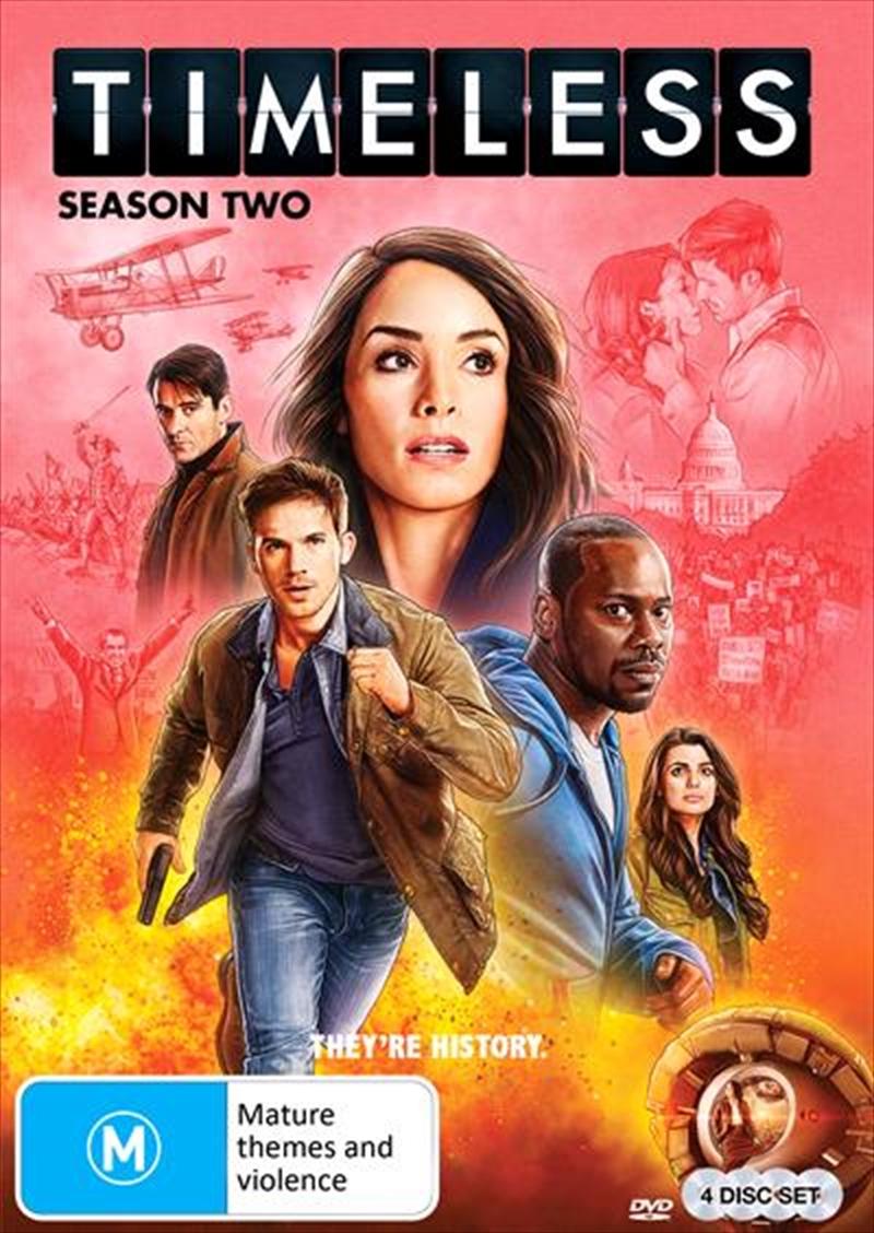 Timeless - Season 2 | DVD