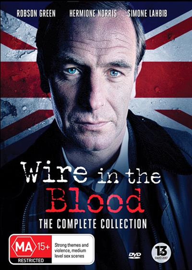 Wire In The Blood | Complete Collection | DVD