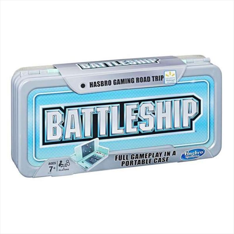 Battleship Road Trip Board Game   Merchandise