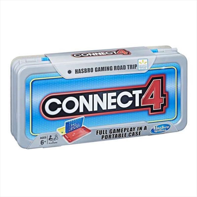 Road Trip Connect 4 | Merchandise
