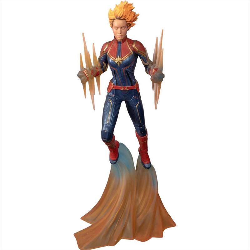 Captain Marvel - Captain Marvel Binary Gallery PVC Diorama | Merchandise