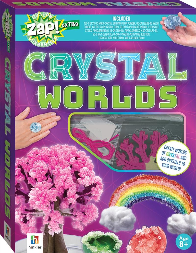 Crystal Worlds | Merchandise