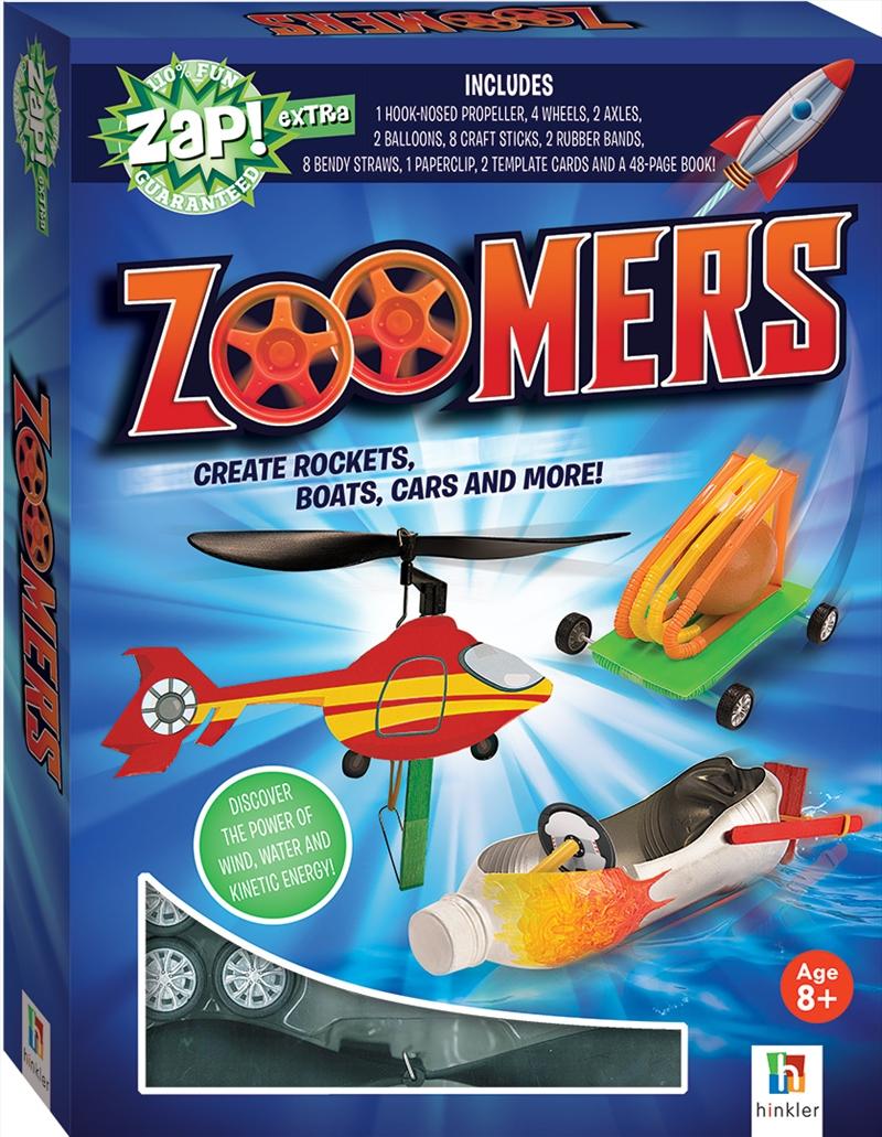 Zap! Extra Zoomers | Merchandise