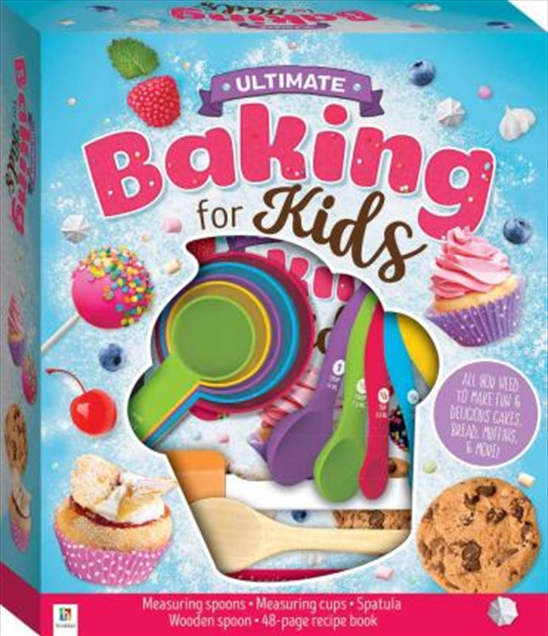 Ultimate Baking for Kids Kit | Merchandise