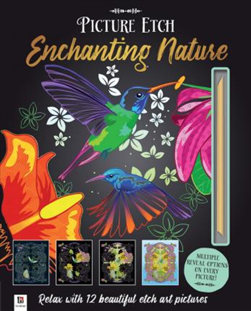 Picture Etch: Enchanting Nature | Merchandise