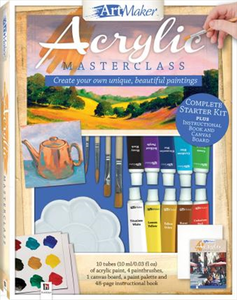 Acrylic Paints | Merchandise