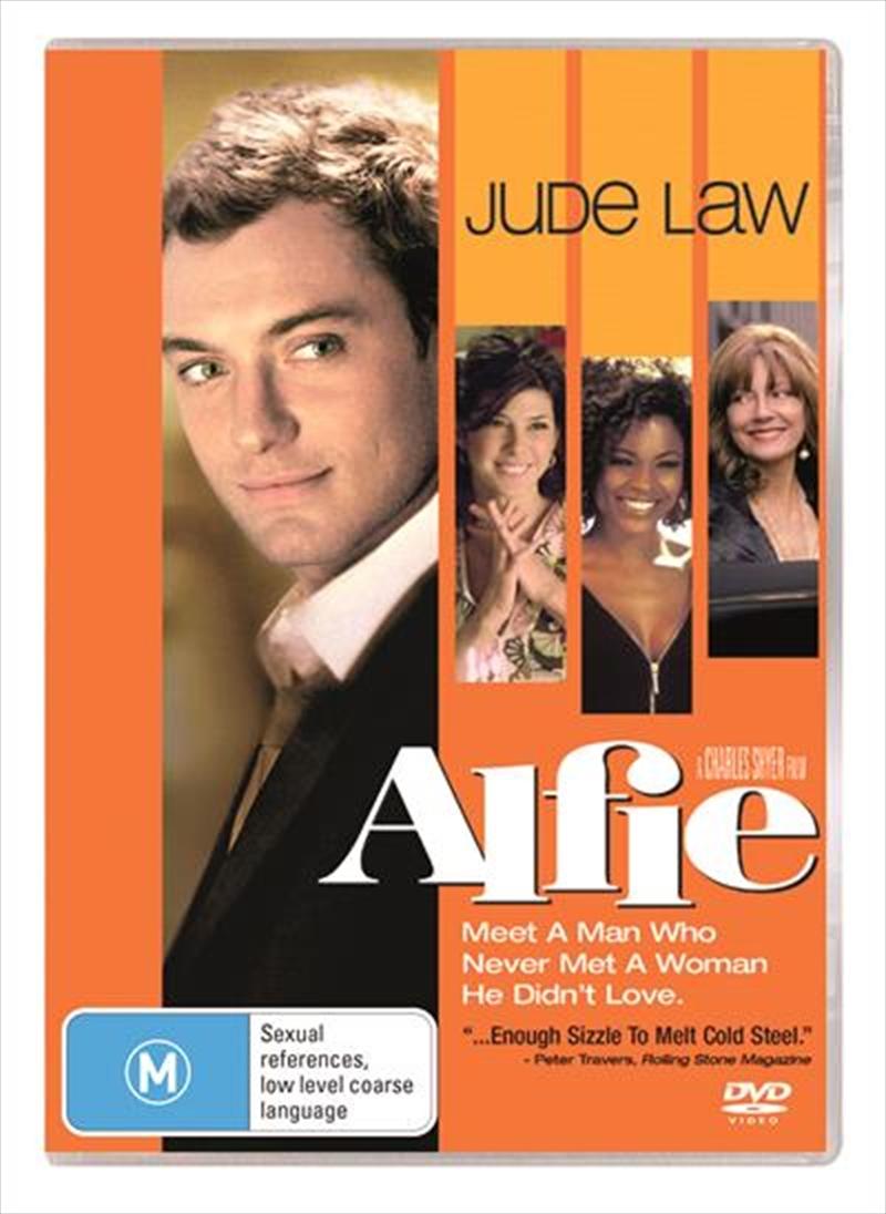 Alfie | DVD