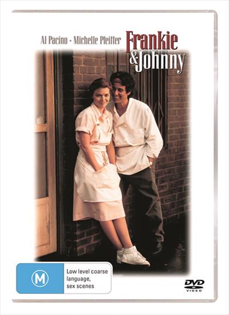 Frankie and Johnny | DVD