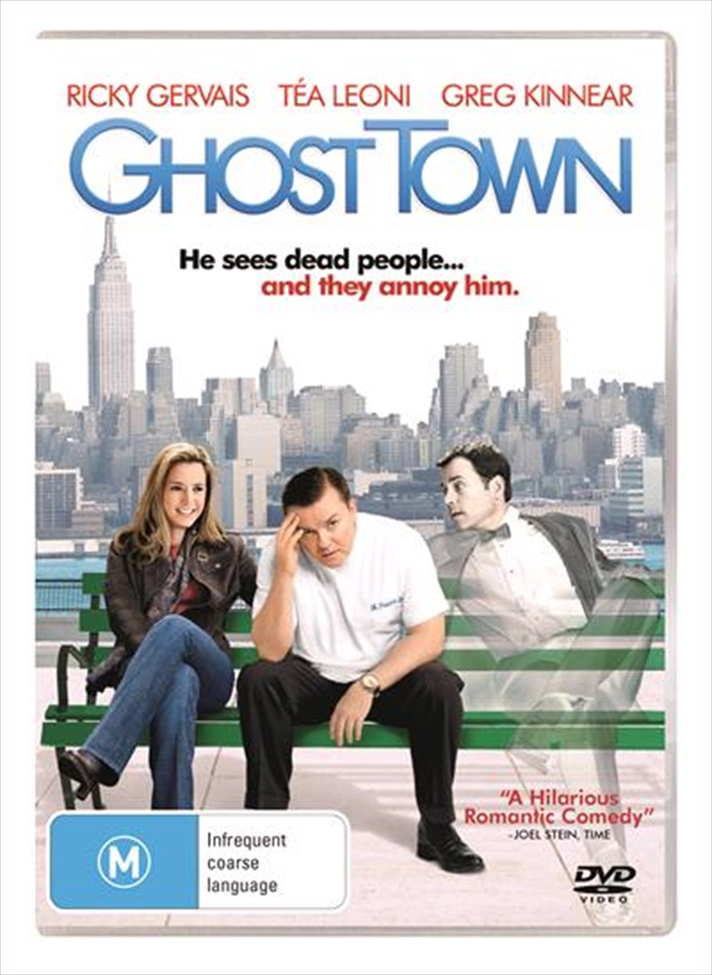Ghost Town | DVD