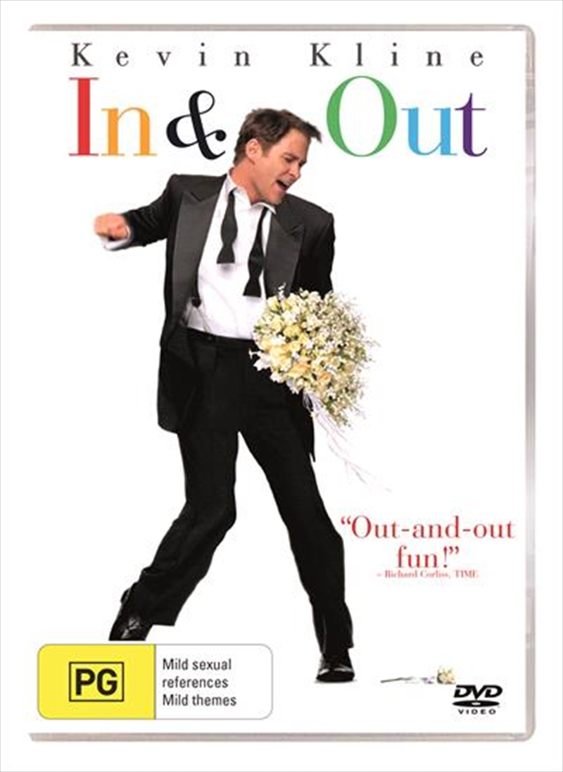 In and Out | DVD