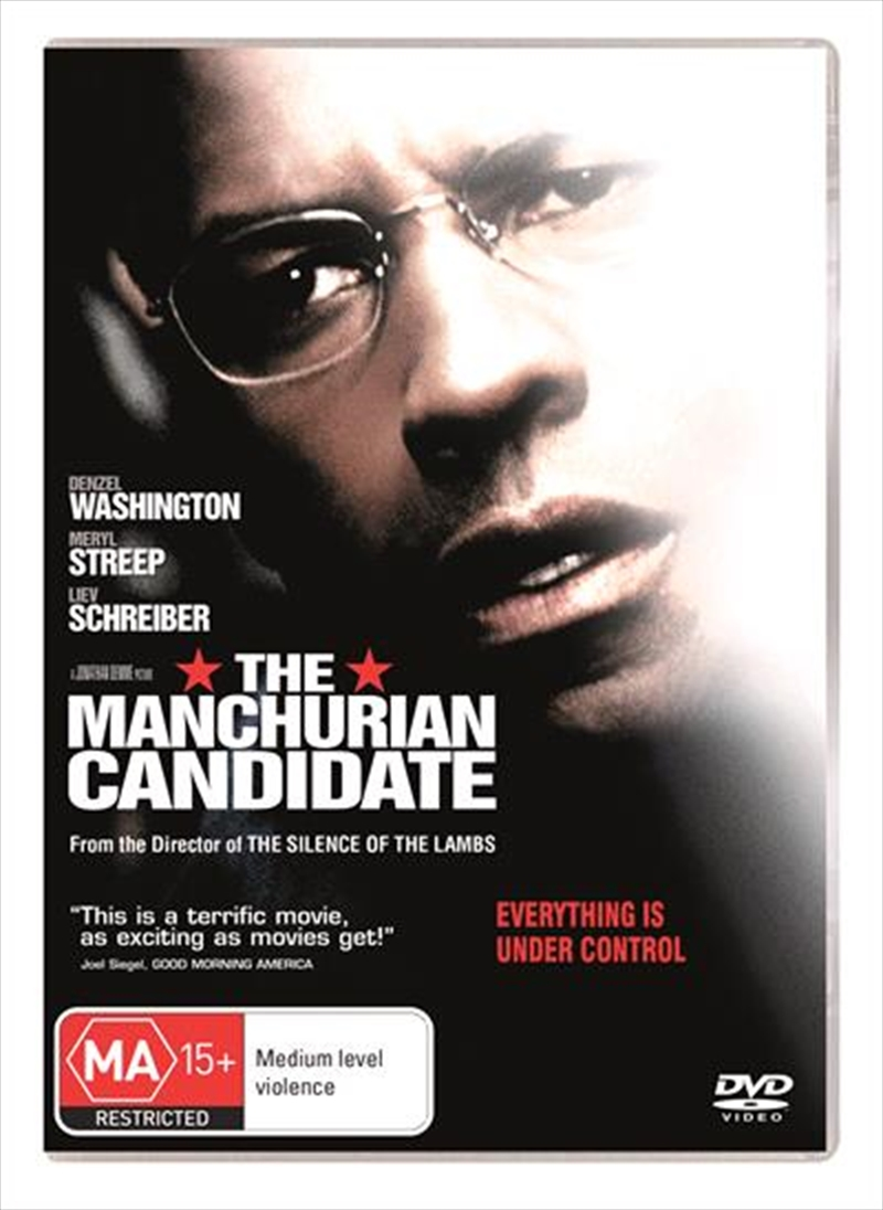 Manchurian Candidate, The | DVD