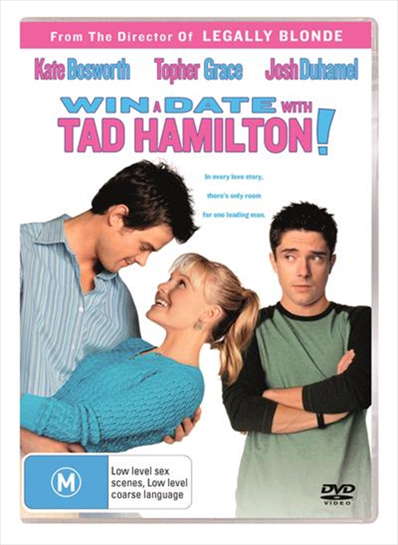 Win A Date With Tad Hamilton! | DVD