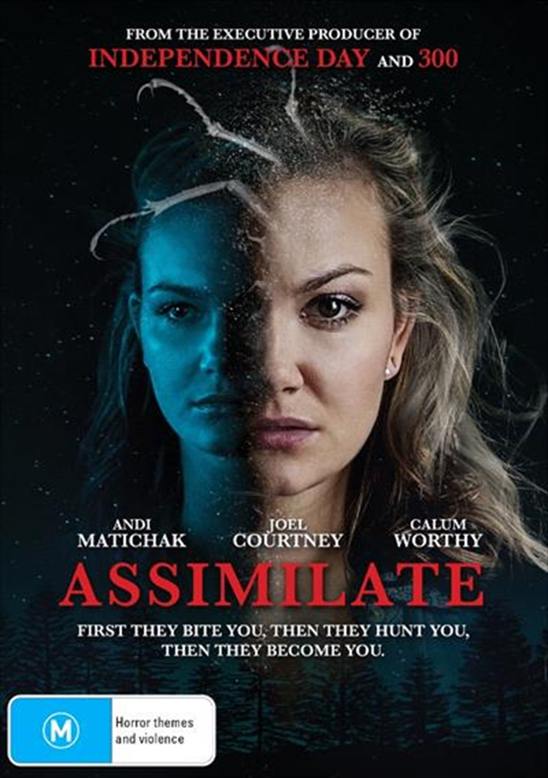 Assimilate | DVD