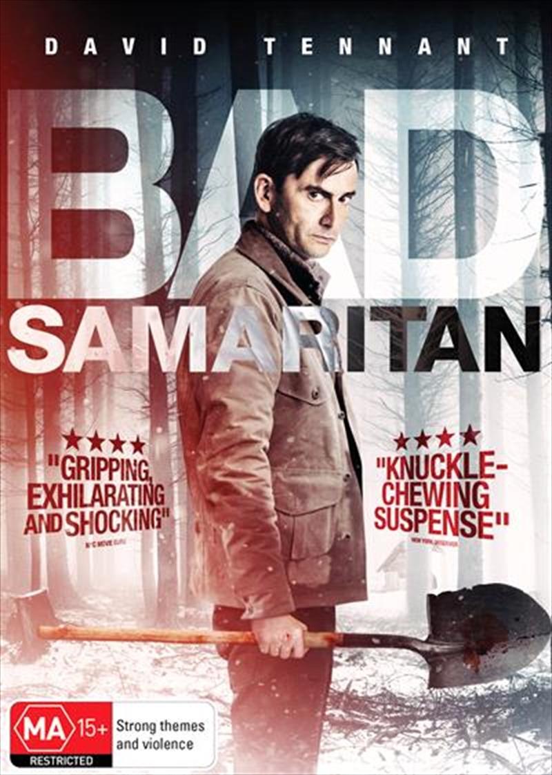 Bad Samaritan | DVD