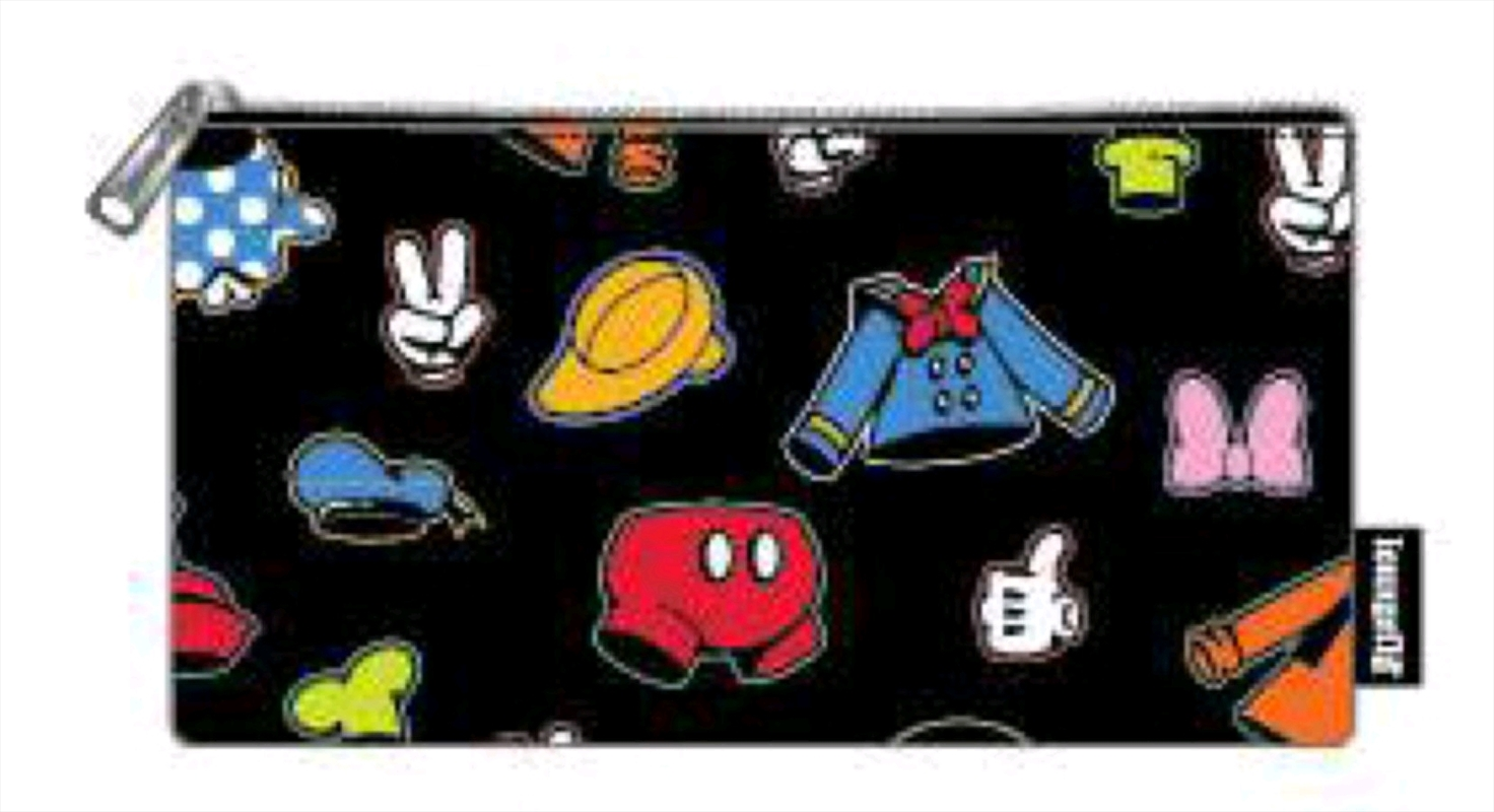 Mickey Mouse - Outfits Pouch | Merchandise