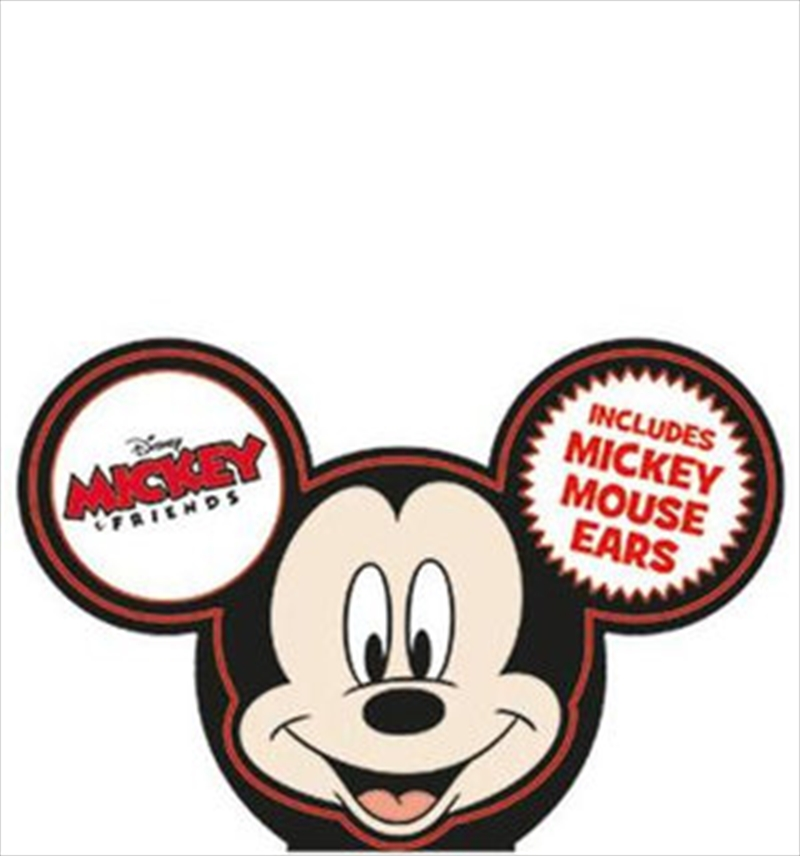 Disney Mickey Mouse: Magical Ears Storytime   Board Book