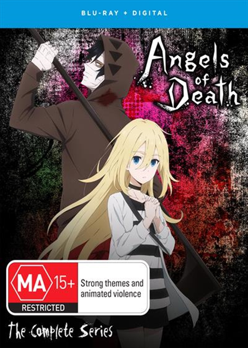 Angels Of Death | Blu-ray + Digital Copy - Complete Series | Blu-ray
