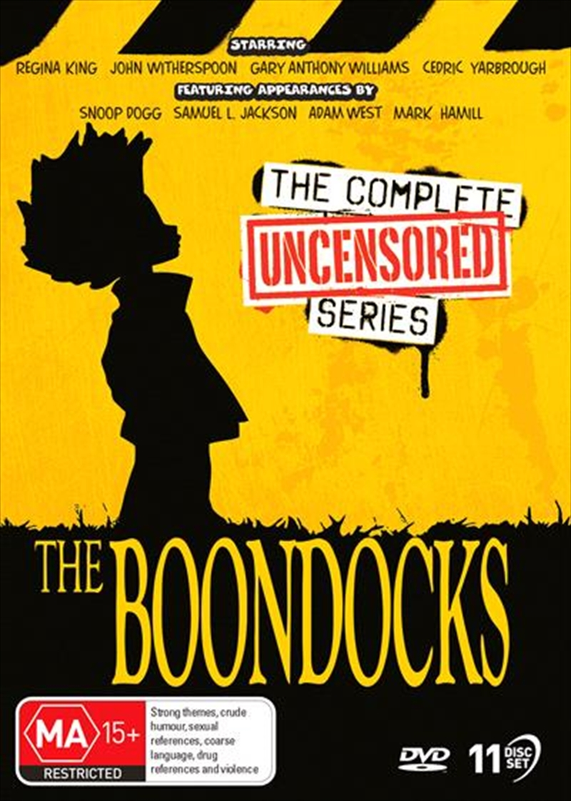Boondocks | Complete Series, The | DVD