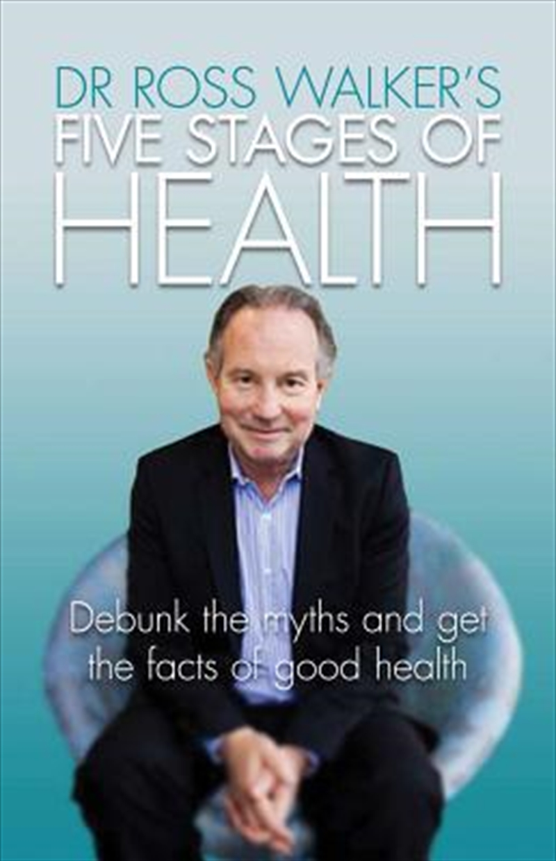 5 Stages Of Health | Paperback Book